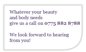 Contact Steele Beauty
